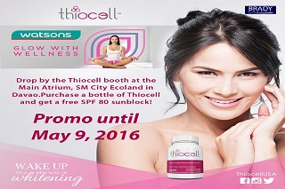Thiocell Promo